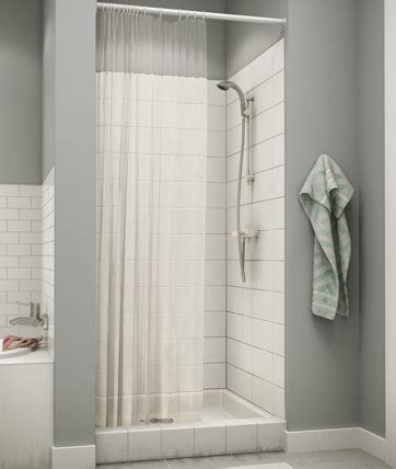 bath fitter shower shower solutions bath fitter