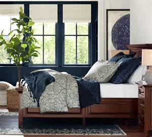 Navy And White Rug Mackenna Paisley Quilt Cover Amp Pillowcase Blue
