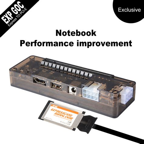 how to make a external graphics card v8 0 exp gdc laptop external pcie graphics card for beast