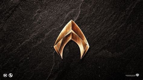 Aquaman Logo aquaman logo wallpapers wallpaper cave