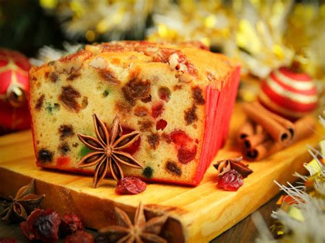 fruit n nut cake recipe ब न अ ड क फ र ट ए ड नट क क egg less fruit and nut