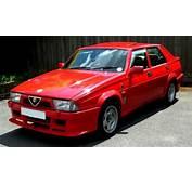 Alfa Romeo 75 1985 1992