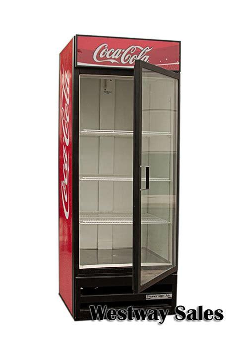 Coca Cola Glass Door Refrigerator Beverage Air Mt27 Coca Coca Cola Glass Door
