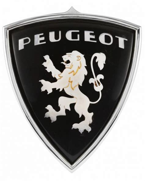 peugeot logo peugeot related emblems cartype