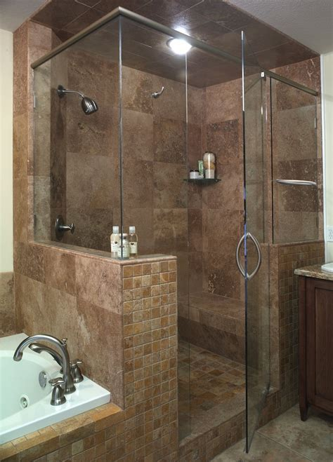 custom showers    bath decors
