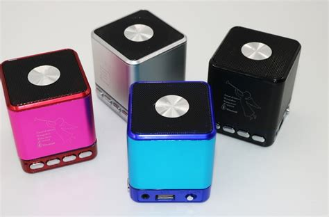 Mini Bluetooth Speaker Thinkbox mini digital speaker mini flat speaker