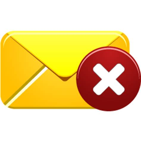 Remove Email From Search Delete Email Icon Icon Search Engine