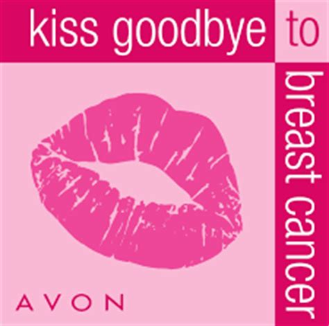 kiss goodbye tutorial avon breast cancer crusade join avon