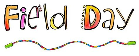 field day clip school field day clipart