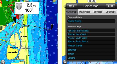 boat gps for iphone 120 gps apps for ios navigation toolbox