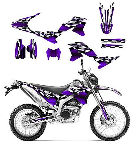 Yamaha Wr250r Sticker Kit by Decals Graphics And Purple On Pinterest