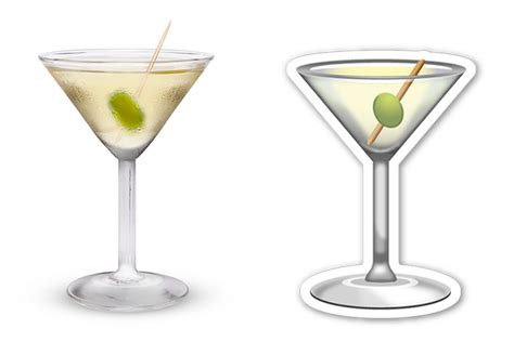 cocktail emoji these emoji cocktails will quench your thirst irl