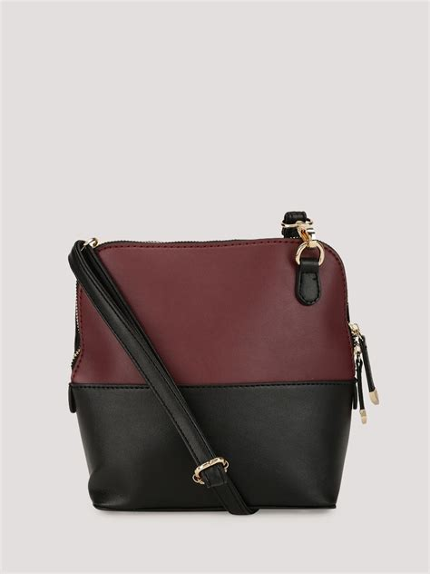 New Look Sling Bag 1 buy new look kettle colour block bag for s purple sling bags in india