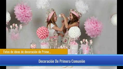 Ideas Para Primera Comuni 243 N De Ni 241 A Decoracion Primera Comunion Nia Arte Decoracion Primera Comunion Ni 209 A Productos