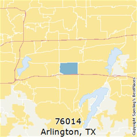 arlington texas zip code map best places to live in arlington zip 76014 texas