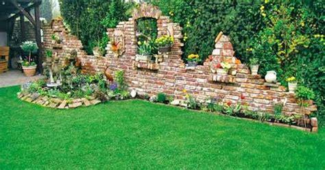 Schone Mauern Garten