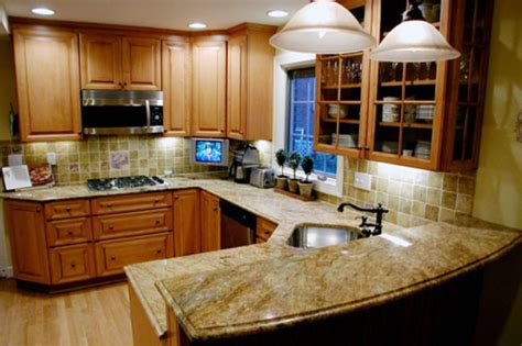 Ideas For Small Kitchens Kitchens Small Kitchens Home Kitchen Design Ideas