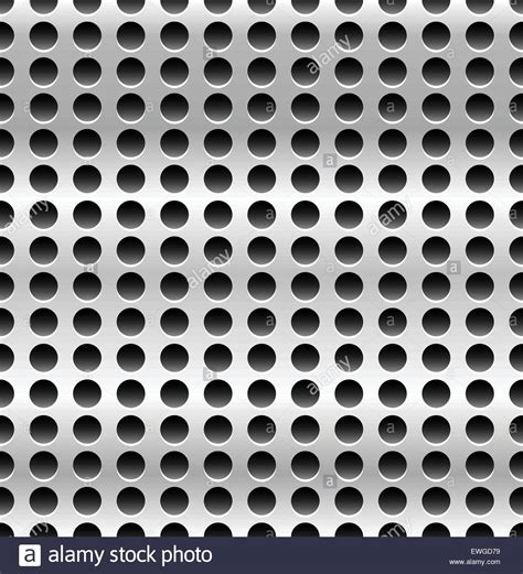 hole pattern en francais seamless metal swatch perforated metal pattern with black