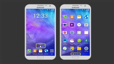 samsung galaxy s7 ui launcher install galaxy note 4 launcher theme on galaxy s5 naldotech