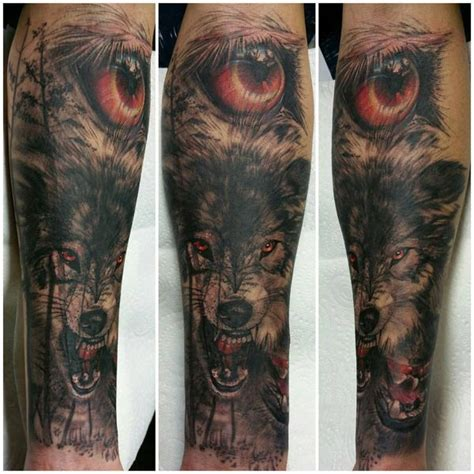 wolf eyes tattoo amazing wolf idea best designs with meaning