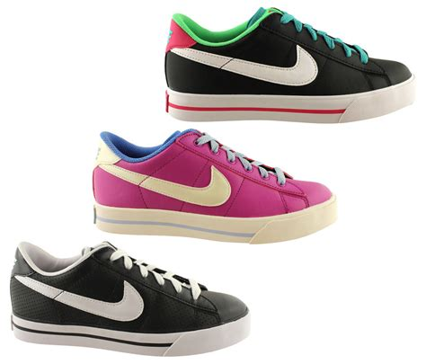 nike sweet classic leather womens shoe sneakers
