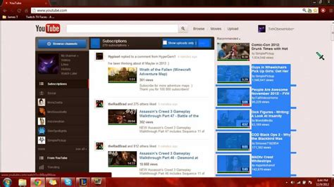 youtube old layout chrome extension how to get the old youtube layout back chrome and firefox