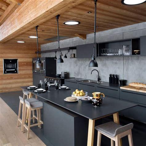 cuisine 187 cuisine bois noir ikea 1000 id 233 es sur la
