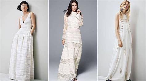 hochzeitskleid nachhaltig h m conscious exclusive collection bietet nachhaltige