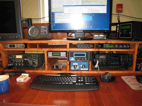 16 best images about ham radio shacks on pinterest
