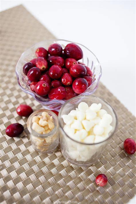 Miachia Almond Cranberry Bar almond cranberry bars capturing with kristen duke