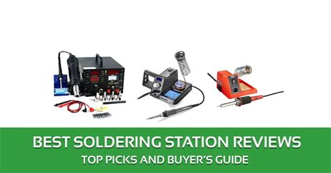 best soldering station best soldering station reviews 2018 top picks and buyer
