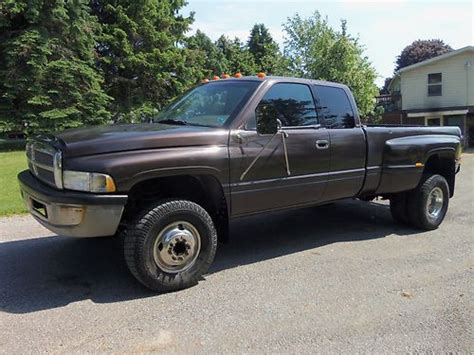 electric and cars manual 1997 dodge ram 3500 club security system sell used 97 dodge 3500 dually ext cab 4x4 in kittanning pennsylvania united states