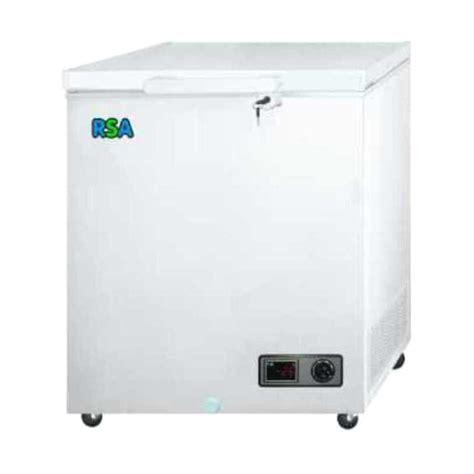Harga Freezer Rsa jual rsa cf 100 chest freezer 100 l harga