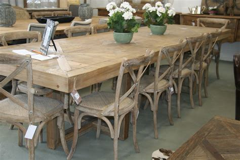 stellar reclaimed fir 12 seater dining table vintage etc - 12 Seater Dining Table