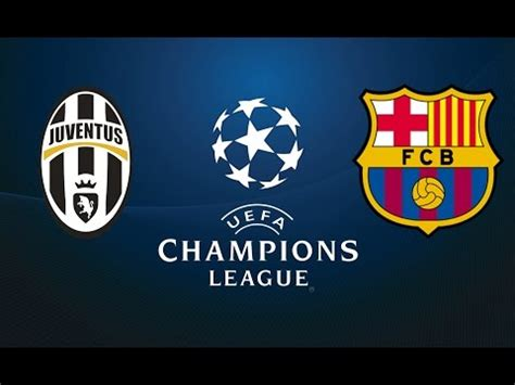 barcelona x juventus globo exibe final entre juventus x barcelona pela liga dos