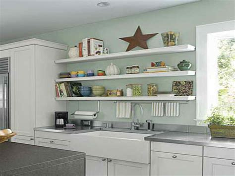 Decorating Ideas For Shelves In Kitchen Kitchen Diy Kitchen Shelving Ideas Open Shelving