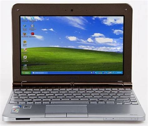 anything replace windows xp as the best netbook operating system slashgear