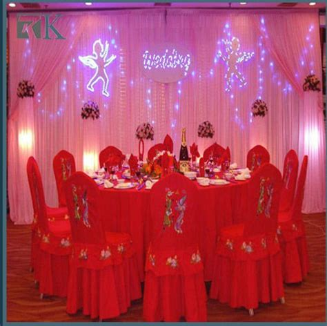 pipe and drape wedding decoration pipe and drape wedding hall decorations rk is professional