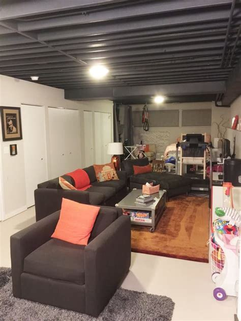 semi finished basement 595 best ideas about decor tips tricks info on
