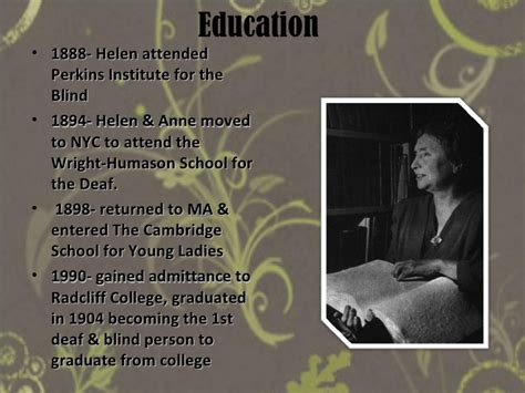 helen keller education biography the life of helen keller
