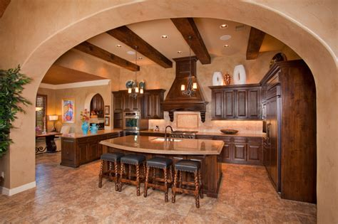Tuscan Style Home Decor by Tuscan Style Home By Jim Boles Custom Homes
