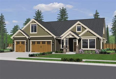 House Plans With Attached 4 Car Garage | Anelti.com