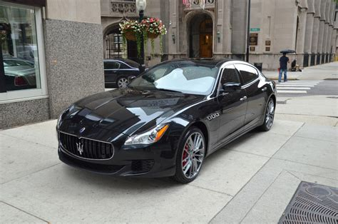 Maserati Quattroporte Gts For Sale 2014 Maserati Quattroporte Gts Gts Stock M130 For Sale