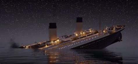 titanic film zanimljivosti fascinantna animacija kako je tonuo titanic iz minuta u