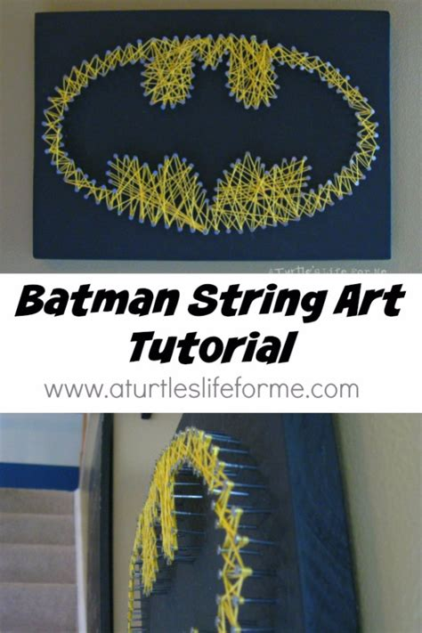 String Name Tutorial - 40 insanely creative string projects diy projects