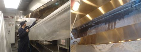 Grease Gorilla Kitchen Exhaust Cleaning Commercial Cleaning Grease Containment Kitchen