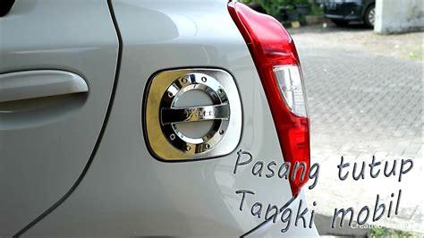 Tutup Bensin Variasi memasang variasi tutup tangki mobil mudah