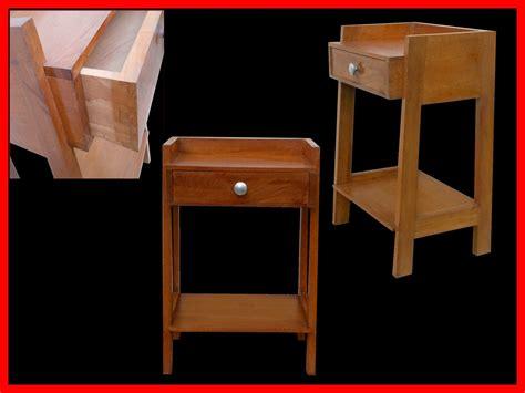 table de nuit scandinave table de chevet vintage scandinave 1950 meubles d 233 co