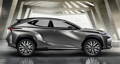 lexus truck nx lexus nx suv previewed by radical concept photos 1 of 5