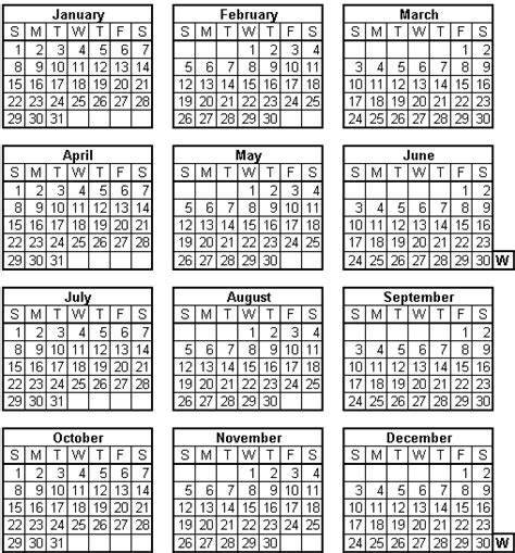 What Calendar Days Are The 12 Days Of World Calendar